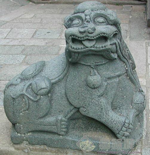 仿古动物雕刻