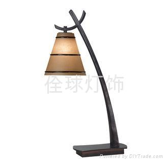 高擋歐式典美鐵藝燈 家居燈飾 5