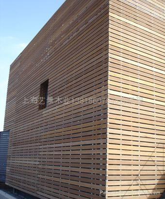 供应印尼巴劳木板材 1