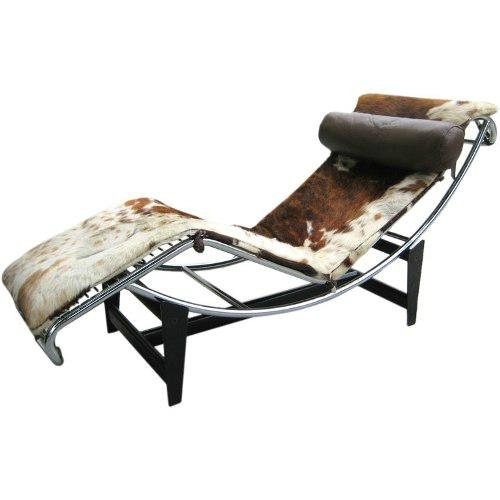 Le corbusier chaise longue lc 008 sparkle china for Chaise lounge corbusier