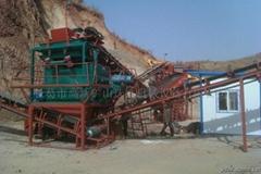 铁矿开采专用干式磁选机