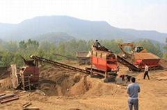 新疆铁矿石开采专用干选设备