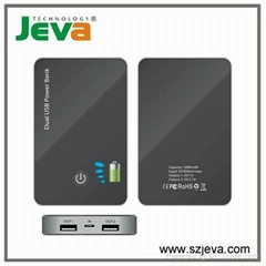 Power Bank for cellphone 5000mAh