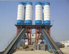 广东江门供应联华HZS120混凝土搅拌站