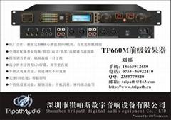 TP660M前級效果器