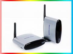 柏旗特2.4G电视无线共享器P