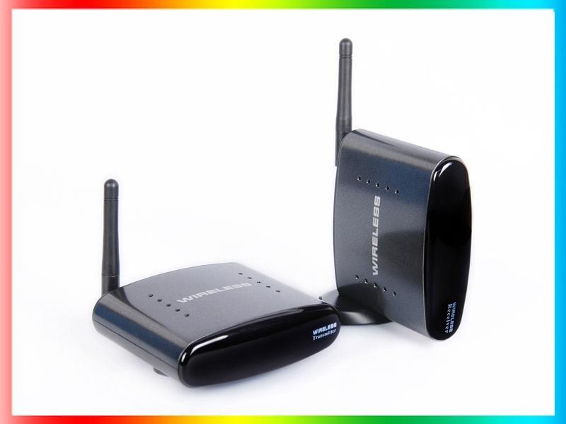 柏旗特2.4G电视机无线共享器PAT-240 1