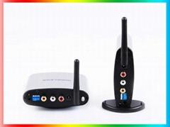 柏旗特2.4G无线影音收发器 PAT-330