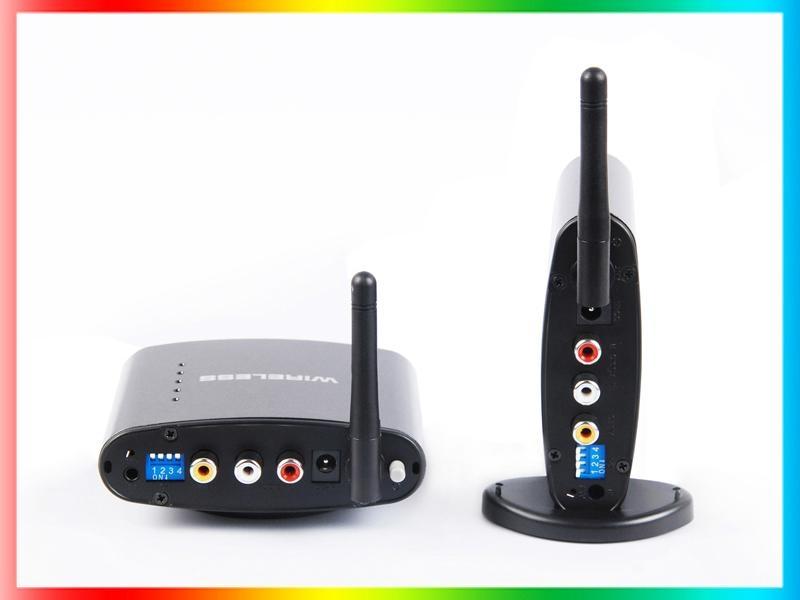柏旗特PAT-240电视节目无线共享器  2