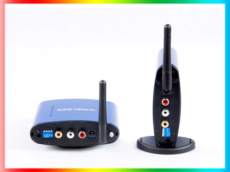 柏旗特PAT-530机顶盒无线共享器 2