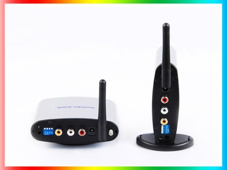 柏旗特PAT-330无线影音收发器 2