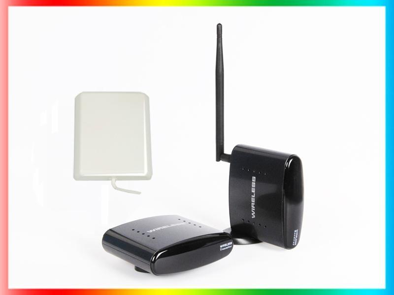 柏旗特PAT-370无线视频传输器无线视频发射接收机 1