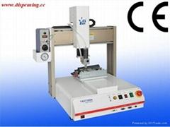 Automatic liquid dispensing machine for mobile phone