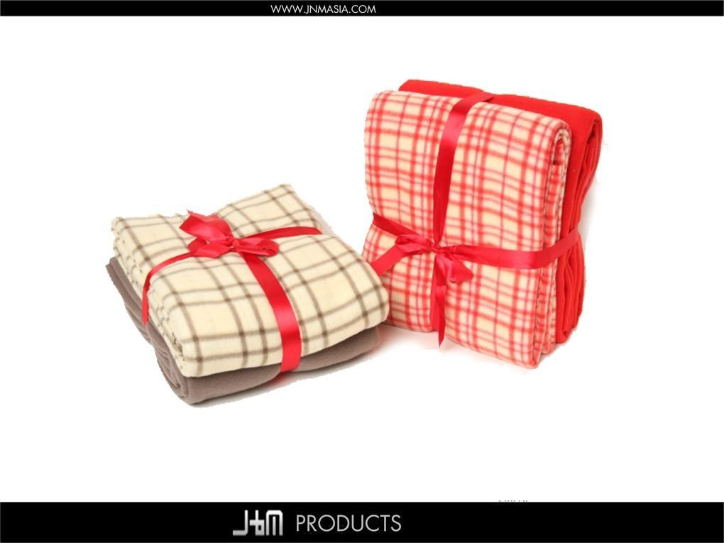 Polar Fleece Blanket with Good Quality 4