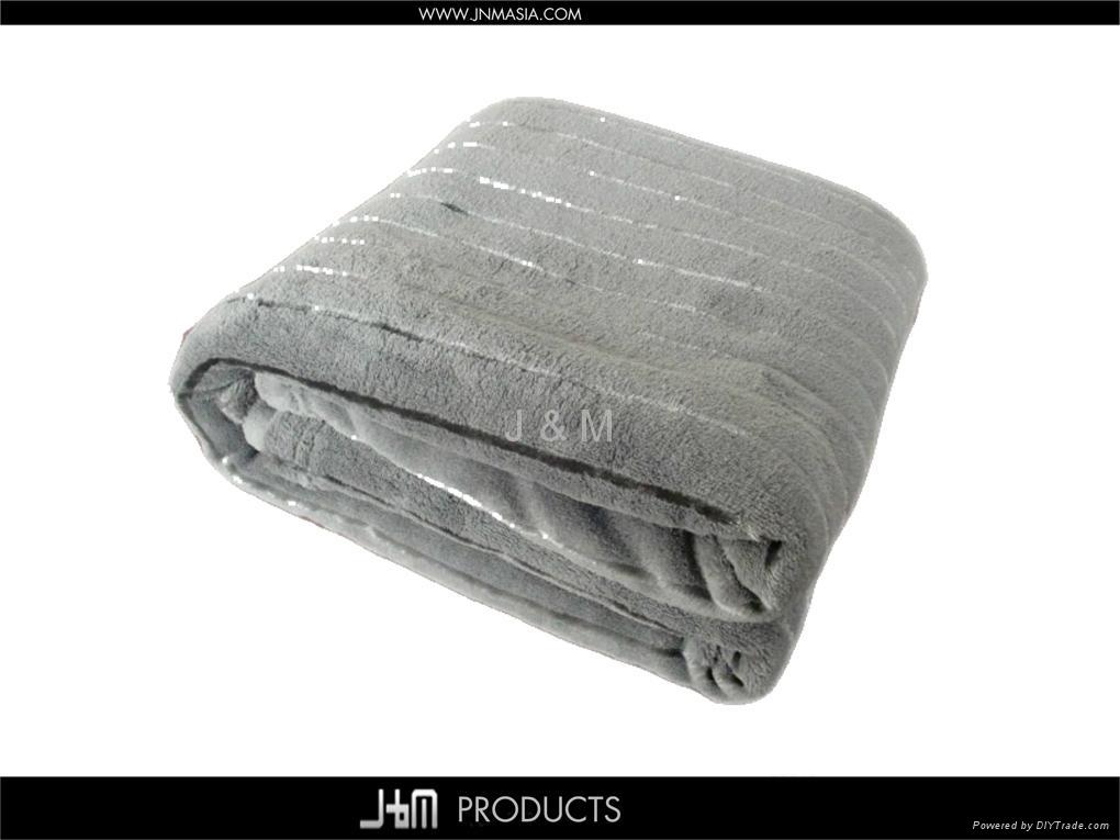 100% Polyester Coral Fleece Blanket 5