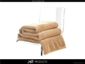 Cheap Micro-raschel Fleece Throw Plaid 3