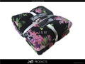 2012 Hot Printed Coral Fleece Blanket 3