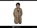 100% Polyester Soft Polar Fleece Poncho