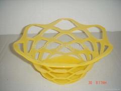優質塑料水果籃