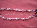 TPU Beads Bra Straps(BBS01)