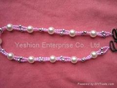 TPU Beads Bra Straps(BBS