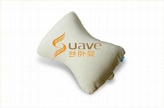 Memory foam car pillow