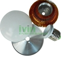 Aluminium fin LED housing LED bulb