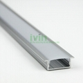 Housing light fixture  aluminium strip light channels aluminum profile led strip