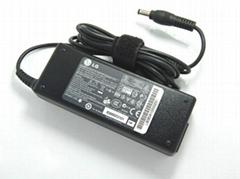 90w 19v 4.74a bullet plug 100% original adapter for LG notebook