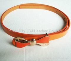 fashion woman belt