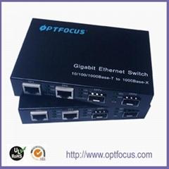 1000M Ethernet Optical Fiber Switch