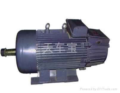 YZR 型绕线转子电机---起重机 专用 5