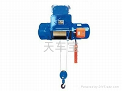 Model CD1 0.5 t-10 t electric hoist