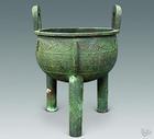 仿古青銅器銅雕鼎