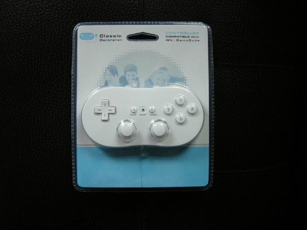 how to add controller to wii