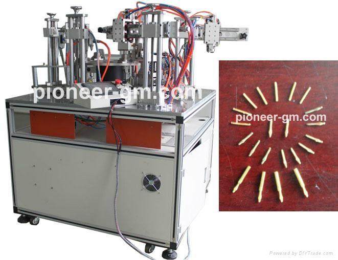 全自動絞針裝銅套壓接機 1