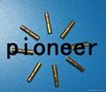 重磅推出專業訂製航空連接器線簧接插件-pi02線簧孔 1