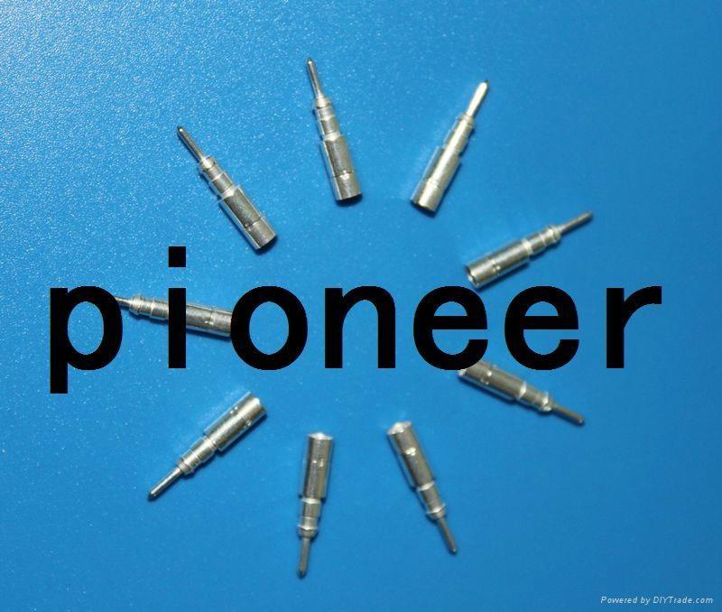 重磅推出專業訂製航空連接器線簧接插件-pi02線簧孔 2