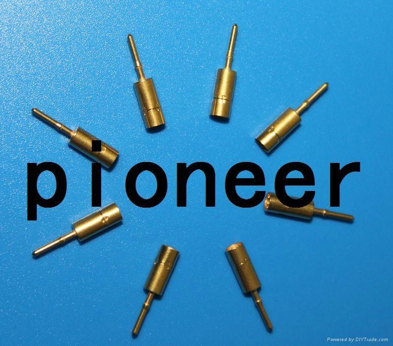 重磅推出專業訂製航空連接器線簧接插件-pi02線簧孔 3