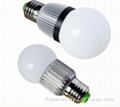 LED 球泡  G60  3瓦