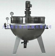 罐頭攪拌夾層鍋