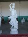 石雕人物 3