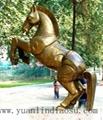 铜雕十二生肖 4