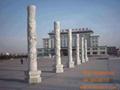 中国石雕盘龙柱 3