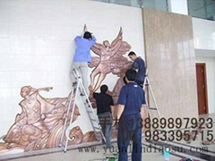 遼寧銅浮雕