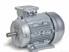 MS列铝壳三相异步电动机