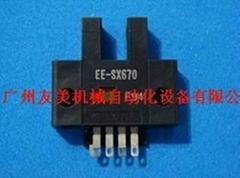 EE-SX670(欧姆龙光电开关)