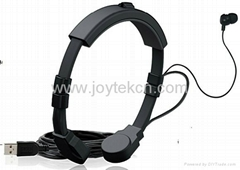 PS3 Throat Headset with
