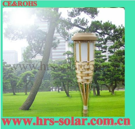 solar torch light 1