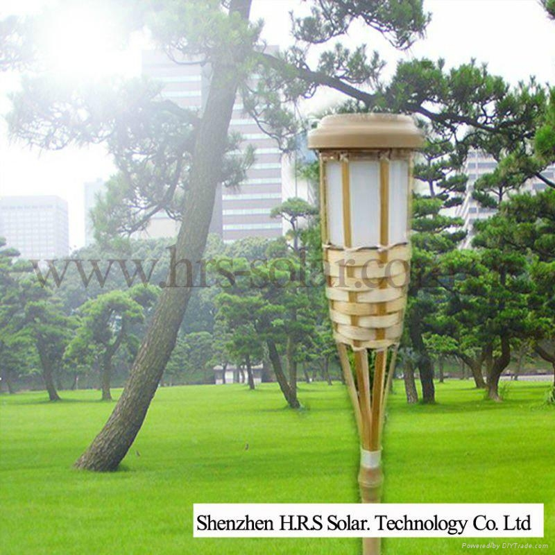 solar torch light 2
